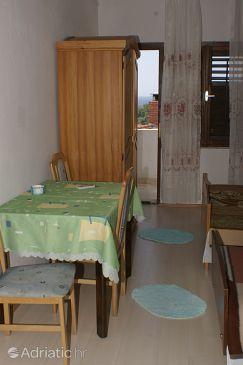 Stanići, Dining room u smještaju tipa studio-apartment, dostupna klima i WIFI.