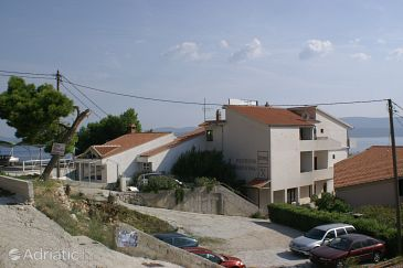 Property Stanići (Omiš) - Accommodation 3064 - Apartments near sea with pebble beach.