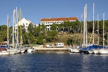 Obiekt Milna (Brač) - Zakwaterowanie 3066 - Apartamenty blisko morza.
