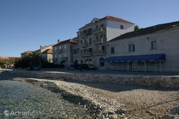 Property Postira (Brač) - Accommodation 3069 - Apartments near sea with pebble beach.