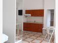 Kitchen - Studio flat AS-3082-a - Apartments Šimuni (Pag) - 3082