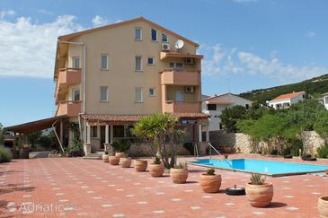 Property Stara Novalja (Pag) - Accommodation 3083 - Apartments with sandy beach.