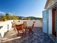 Terrace 2 - House K-3100 - Vacation Rentals Milna (Brač) - 3100