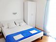 Sypialnia 1 - Apartament A-312-c - Apartamenty Podaca (Makarska) - 312