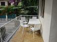 Balcony - Apartment A-316-b - Apartments Podgora (Makarska) - 316