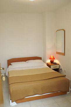 Žuljana, Bedroom u smještaju tipa room, dostupna klima i WIFI.