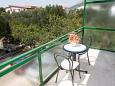 Balcony 1 - view - Apartment A-318-a - Apartments Tučepi (Makarska) - 318