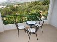 Terrace - view - Apartment A-318-a - Apartments Tučepi (Makarska) - 318