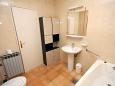 Bathroom 1 - House K-3189 - Vacation Rentals Plat (Dubrovnik) - 3189