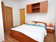 Bedroom 1 - Apartment A-319-a - Apartments Mrljane (Pašman) - 319
