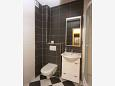 Bathroom - Apartment A-3193-f - Apartments Tučepi (Makarska) - 3193