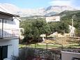 Balcony 1 - view - Apartment A-3193-h - Apartments Tučepi (Makarska) - 3193