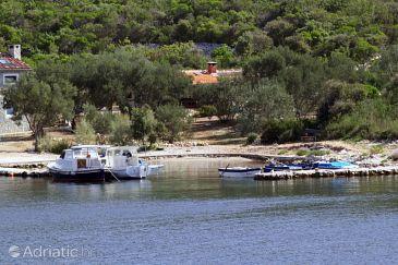 Property Uvala Kobiljak (Pašman) - Accommodation 320 - Vacation Rentals near sea with sandy beach.