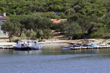 Property Uvala Kobiljak (Pašman) - Accommodation 320 - Vacation Rentals near sea with sandy beach.