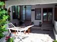 Terrace - Apartment A-3207-b - Apartments Kampor (Rab) - 3207
