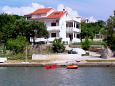 Property Kampor (Rab) - Accommodation 3207 - Apartments near sea with sandy beach.