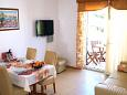 Living room - Apartment A-3210-b - Apartments Palit (Rab) - 3210