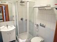 Kampor, Bathroom u smještaju tipa apartment, WIFI.