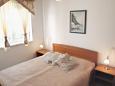 Kampor, Bedroom u smještaju tipa apartment, WIFI.