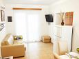 Living room - House K-3216 - Vacation Rentals Kampor (Rab) - 3216