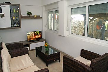 House K-322 - Vacation Rentals Uvala Zuborovica (Pašman) - 322