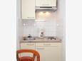 Kitchen - Studio flat AS-3248-l - Apartments and Rooms Vinjerac (Zadar) - 3248