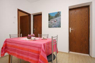 Jagodna, Dining room u smještaju tipa apartment, dostupna klima, dopusteni kucni ljubimci i WIFI.
