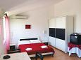 Bedroom - Studio flat AS-3282-b - Apartments Biograd na Moru (Biograd) - 3282