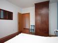 Novalja, Bedroom 1 u smještaju tipa apartment, WIFI.