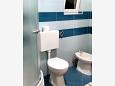 Bathroom - Studio flat AS-330-a - Apartments Nerezine (Lošinj) - 330