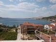 Shared balcony - view - Room S-3306-a - Rooms Metajna (Pag) - 3306