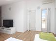 Vidalići, Living room u smještaju tipa apartment, dostupna klima.