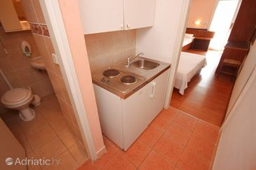 Studio flat AS-3330-f - Apartments Drašnice (Makarska) - 3330