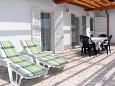 Terrace 1 - House K-3340 - Vacation Rentals Pješčana Uvala (Pula) - 3340