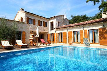 Karigador, Novigrad, Property 3356 - Vacation Rentals u Hrvatskoj.