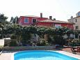 Property Umag (Umag) - Accommodation 3358 - Apartments with sandy beach.