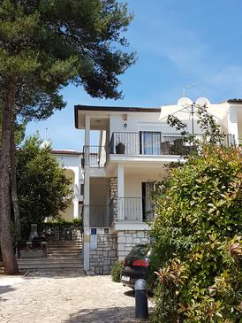 Property Rovinj (Rovinj) - Accommodation 3373 - Apartments near sea with pebble beach.