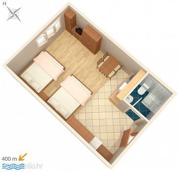 Studio flat AS-3378-a - Apartments Pula (Pula) - 3378
