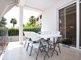 Terrace - Apartment A-3393-a - Apartments Rovinj (Rovinj) - 3393