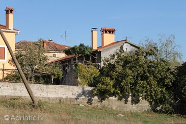 Šumber, Središnja Istra, Property 3404 - Apartments with pebble beach.