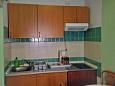 Kitchen - Studio flat AS-3444-c - Apartments and Rooms Mali Lošinj (Lošinj) - 3444