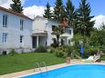 Property Veprinac (Opatija) - Accommodation 3447 - Vacation Rentals with pebble beach.