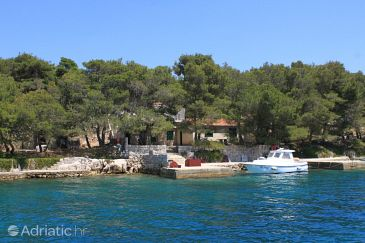Property Lavdara (Dugi otok) - Accommodation 3454 - Apartments near sea.