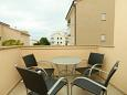 Terrace - Apartment A-3555-e - Apartments Novalja (Pag) - 3555