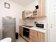 Kitchen - Apartment A-3555-g - Apartments Novalja (Pag) - 3555