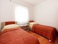 Bedroom 2 - Apartment A-3555-g - Apartments Novalja (Pag) - 3555