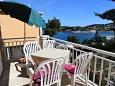 Terrace - Apartment A-3560-h - Apartments and Rooms Lumbarda (Korčula) - 3560