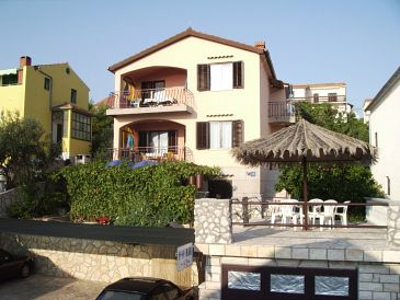 Property Sveti Petar (Biograd) - Accommodation 359 - Apartments near sea with pebble beach.