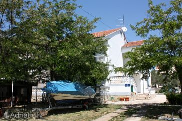 Property Turanj (Biograd) - Accommodation 364 - Apartments near sea with pebble beach.