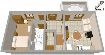 Apartment A-385-a - Apartments Stivan (Cres) - 385